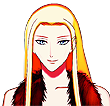 Arsenik of the Hulder sprite from War: 13th Day, dark fantasy otome/dating sim and English visual novel.