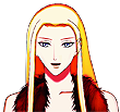 Arsenik of the Hulder cut-out sprite from War: 13th Day, dark fantasy otome and English visual novel.