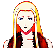 Arsenik of the Hulder from War: 13th Day, dark fantasy otome and English visual novel.